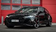 Essai Audi RS6 Avant : C'était une évidence