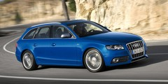 Essai Audi S4 Avant S tronic 7