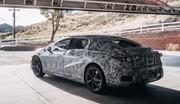 Mercedes EQS : une autonomie de « plus de 700 km » confirmée