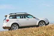 Essai Subaru Forester 2.0e Comfort bvm5 - 150 cv