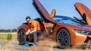 Essai BMW i8 Roadster : le futur, c'était hier