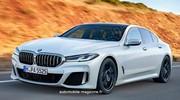 Première image et premières infos sur la future BMW Série 5 2023