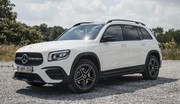 Essai Mercedes-Benz GLB 250 4Matic