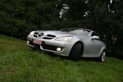 Essai Mercedes SLK 200 Kompressor et 350 : De plus en plus sport !