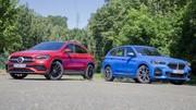 Comparatif vidéo : BMW X1 VS Mercedes GLA : affrontement équitable