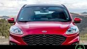 Essai Ford Kuga EcoBlue MHEV: avantages et inconvénients