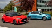 Essai Toyota Yaris vs Renault Clio E-Tech : le match des hybrides