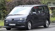 VW T7, voici le futur Transporter