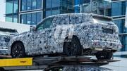 Le BMW X1 2021 en route pour finaliser son développement