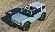Plus de 230.000 réservations pour le nouveau Ford Bronco