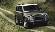 Le Land Rover Defender 90 n'arrivera pas avant 2021