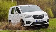 Opel Combo Cargo 4x4 : 6 400 € pour aller partout !