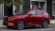 Un nouveau nom pour le futur Mazda CX-5 ?