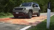 Essai Jeep Renegade 4xe (2020): hybride et rechargeable, elle fait sourire le contribuable