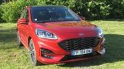 Essai Ford Kuga hybride rechargeable 225 ch : 2 avancées majeures pour l'électro-mobilité