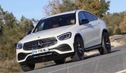 Essai Mercedes GLC Coupé 2020 : une étoile stylée et dynamique
