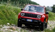 Essai Jeep Renegade 4xe hybride rechargeable : le citadin se met au vert