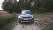 Essai Land Rover Range Rover Evoque D180