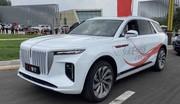 Hongqi e-HS9 : Voici le sosie chinois du X7 !