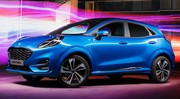 Ford Puma ST : la version énervée arrive le 24 septembre !