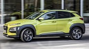 Essai mesuré du Hyundai Kona Hybrid