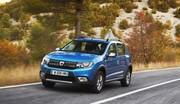 Essai Dacia Sandero ECO-G 100 GPL (2020) : intouchable !