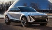 Cadillac Lyriq : premier SUV électrique de la marque américaine
