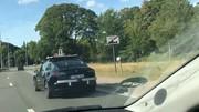 Un prototype de Tesla Model 3 autonome repéré en Belgique ?