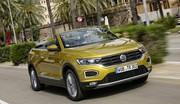 Essai Volkswagen T-Roc Cabriolet TSi 150 DSG7 (2020) : bain (gnoire) de soleil