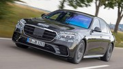 Mercedes Classe S (2021) : premières impressions sur la route