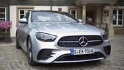 Essai vidéo - Mercedes Classe E (2020) : la voiture des notaires chausse les baskets