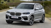 Futur BMW X3 restylé : comme ça ?