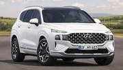 Nouveau Hyundai Santa Fe : prix à partir de 41 900 € en hybride