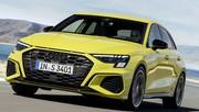 Nouvelle Audi S3 : les photos, les prix et toutes les infos officielles