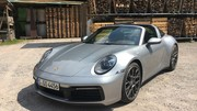Essai vidéo : Porsche 911 Targa (2020) – ultramoderne coolitude