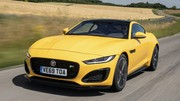 Test drive : Jaguar F-Type R