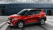 Kia présente le Sonet, un SUV compact pour les marchés étrangers