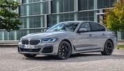 BMW 545e xDrive : la Série 5 hybride avec un 6 cylindres turbo