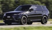 Essai Range Rover Sport HST : La force subtile