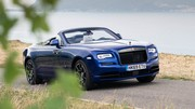 Essai Rolls-Royce Dawn Black Badge