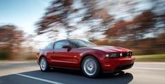 Ford Mustang 2010 : Une Pony Car au goût du jour