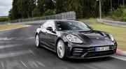 Porsche Panamera restylée : record du tour Nürburgring 2020