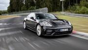 Nouvelle Porsche Panamera : un record de plus sur le Ring