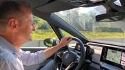 Les vacances du patron de Volkswagen en ID.3