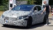 Mercedes EQE (2022) : la Classe E version 100 % électrique