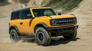 L'Europe privée de Ford Bronco