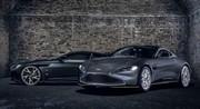 Les Aston Martin Vantage et DBS reçoivent une édition 007