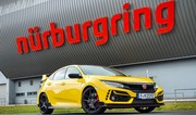 Essai : la Honda Civic Type R Limited Edition déjà au Nürburgring !