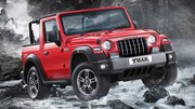 Mahindra Thar : la copie indienne de la Jeep Wrangler ?
