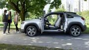 Le SUV Mazda MX-30 préfère l'essence à l'électrique au Japon